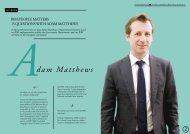 Adam Matthews - BIM Task Group