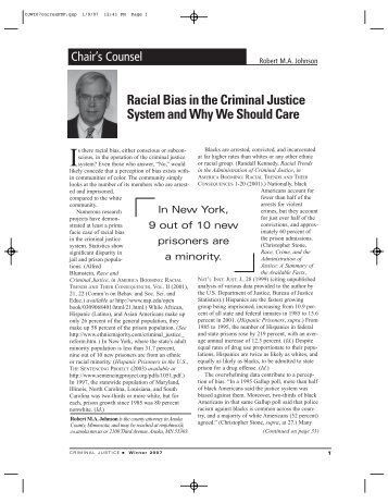 criminal justice system paper — the criminal justice system and the criminal justice process has shaped the laws of this country into what they are today from the concerns of politicians and government leaders as far back as the 1800s with crime control.