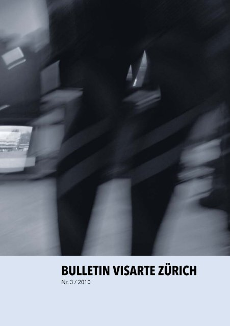 Bulletin 2010/03 - visarte zürich
