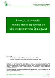 Protocolo Ebola Extremadura 2014-11-27