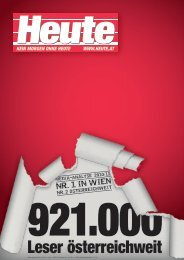 Media-Analyse 2010/11 Folder - Heute