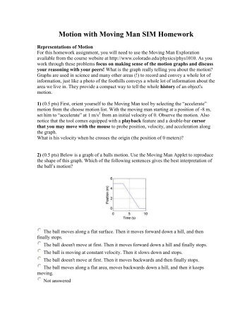 Lesson plan for ladybug r representations of motion phet fandeluxe Image collections