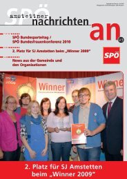 PDF-Download - SPÖ Amstetten