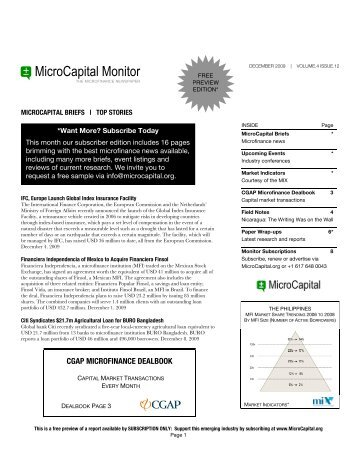Volume 4 Issue 12 - MicroCapital