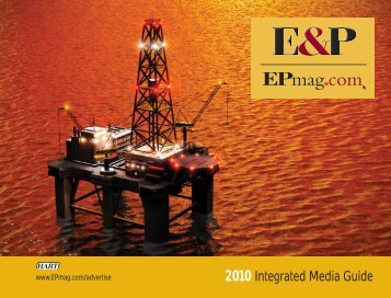 2010 Integrated Media Guide - Hart's E&P