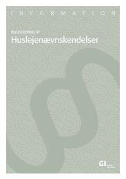 Huslejenævnskendelser - Grundejernes Investeringsfond