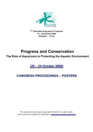 Posters_IAC2008 Congress Proceedings.pdf - International Aquarium ...