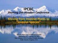 National Forest System Invasive Species Management Program ...