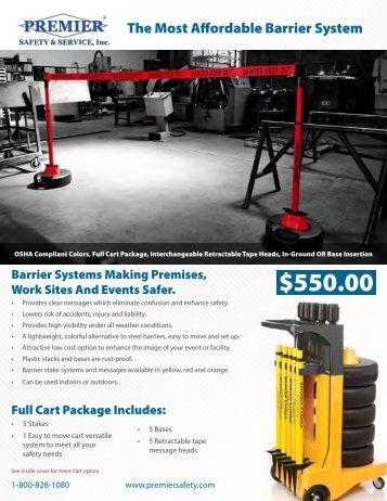 $550.00 - Premier Safety & Services, Inc.