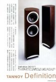 Tannoy Definition DC系列喇叭 - Page 4