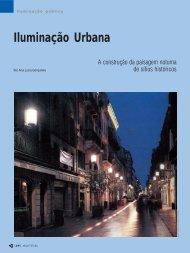 Iluminação Urbana - Lume Arquitetura