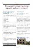 Een energiezuinige, gezonde woning met meer comfort - Sabvba - Page 7