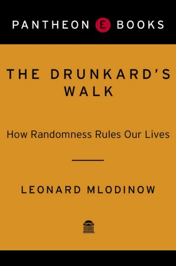 How Randomness Rules Our Lives - FOSJC UNESP