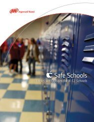 Lockdown Options for K-12 School - Chown Hardware