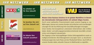 Western Union Business Solutions - Hotel der Zukunft