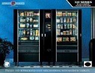 Download Brochure #2 - Vendwest Vending Machines
