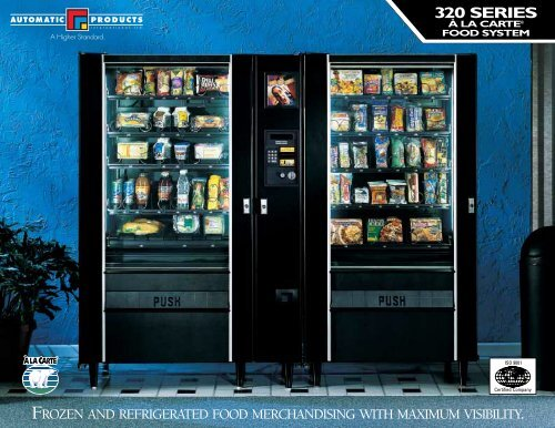 Download Brochure #2 - Vendwest Vending Machines