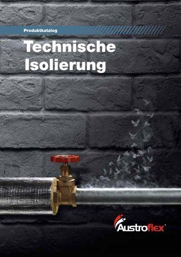 Katalog Technische Isolierung - Austroflex Rohr