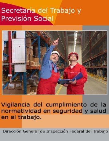 Vigilancia del cumplimiento de la normatividad en seguridad y salud