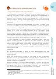 5.4 Las empresas de alto rendimiento - Ardan