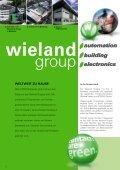 Umwelterklärung - Wieland Electric - Seite 2