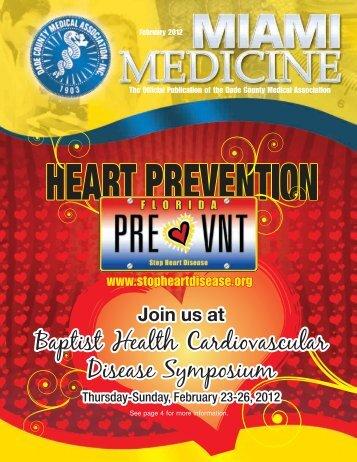 miami medicine - Dade County Medical Association