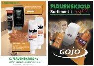 Gojo® Håndsæbe - C. Flauenskjold A/S