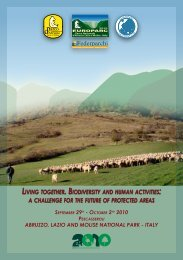 Living together. Biodiversity and Human Activities: A Challenge