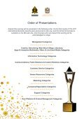 Download - the Stevie Awards - Page 6
