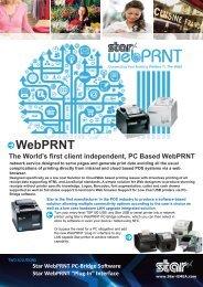 Star EMEA WebPRNT.qxd - E.W.L. Display & Printing Solutions GmbH