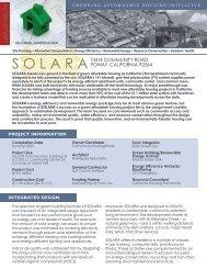 SOLARA - Global Green USA