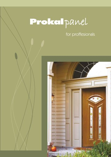 2012 Komple Katalog - Prokal
