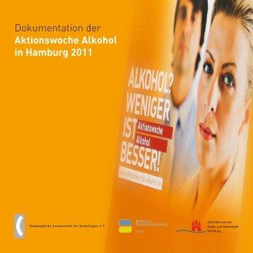 Dokumentation der Aktionswoche Alkohol in ... - Sucht-Hamburg