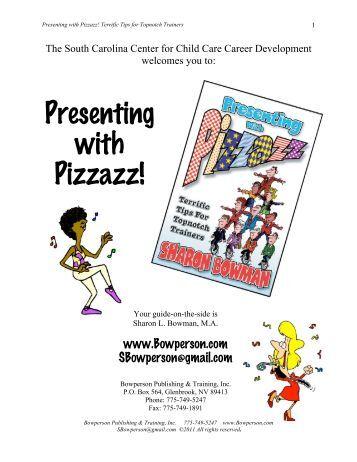 Pizzazz Magazines