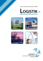 logistik – management & consulting - ZFH