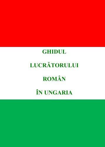 Ghid roman in ungaria - ITM - Harghita