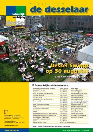06. De Desselaar juli 2008 - Gemeente Dessel