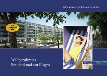 Weltberühmtes Baudenkmal auf Rügen