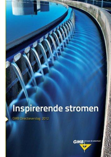 Directieverslag 2012 - GMB