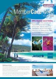 Member Care News - UFS Pharmacies