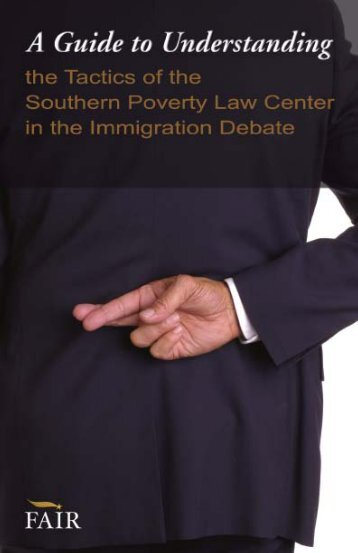 Guide - Federation for American Immigration Reform