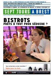 Vous recherchez un bien immobilier - Sept jours à Brest