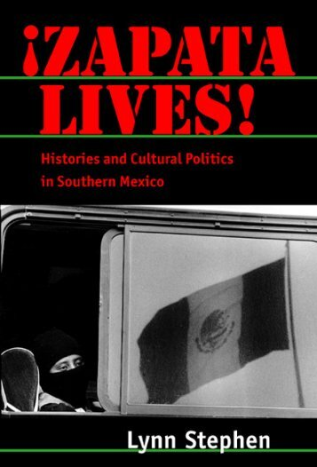 Histories and Cultural Politics in Southern Mexico