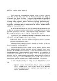 Prikaz - nauticki turizam-2 - Početna stranica Fakulteta za ...