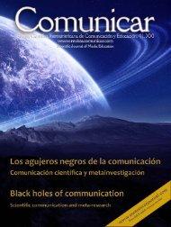 Comunicar 41 - Revista Comunicar