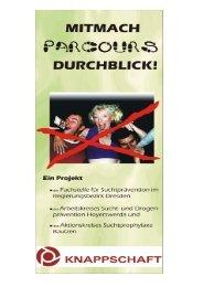 Ziele - Suchtprävention in Sachsen