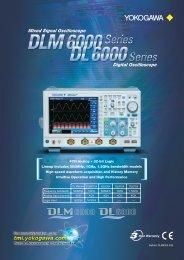 Digital Oscilloscope Mixed Signal Oscilloscope