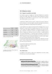 10. ENVIRONNEMENT 10.1 Nuisances sonores - Etat de Genève