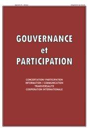 7)gouvernance et participation - Grasse