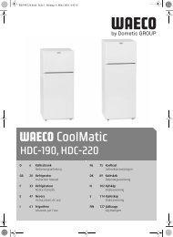 CoolMatic - Waeco